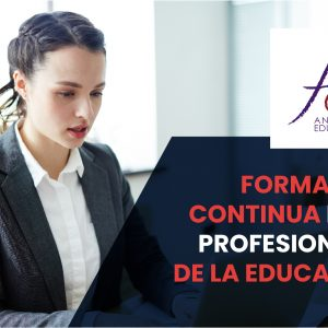 Formación Continua para Profesionales de Educación