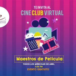 Cineclub Maestros de Película