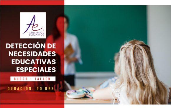 Detección de Necesidades Educativas Especiales